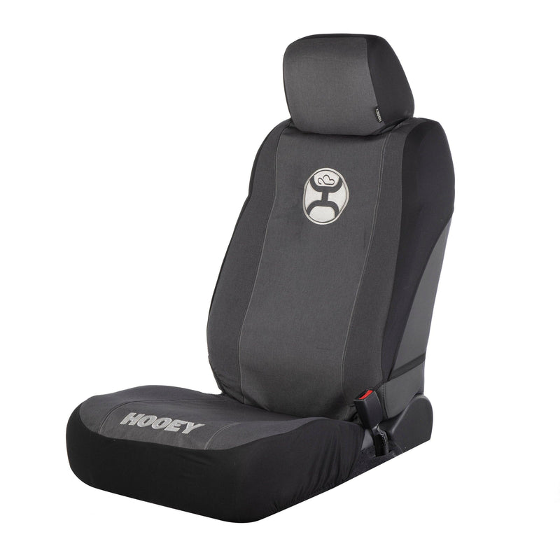 Grey/Black Seat Cover