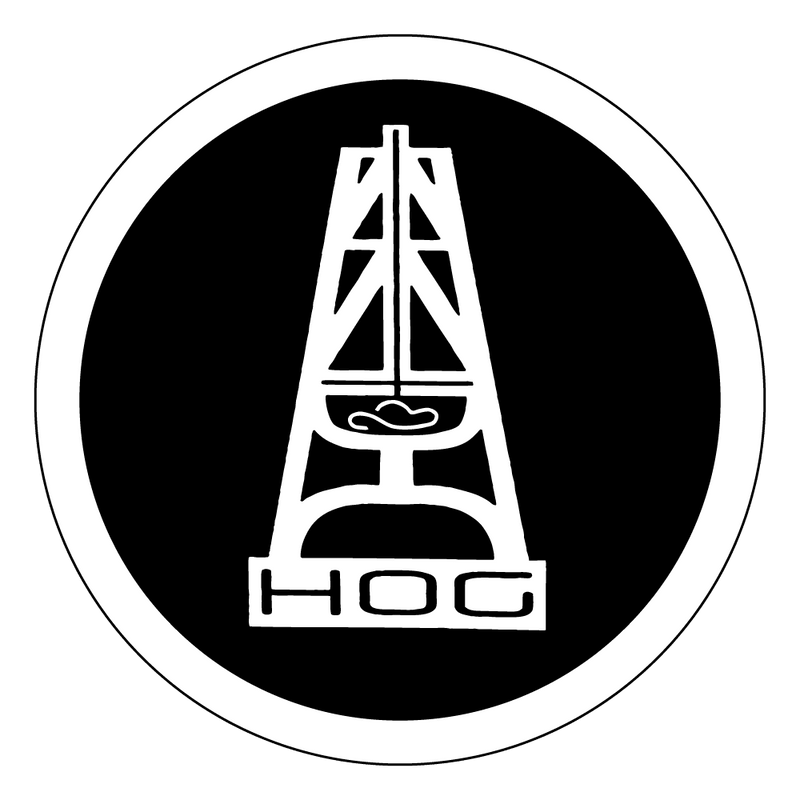 HOG White/Black