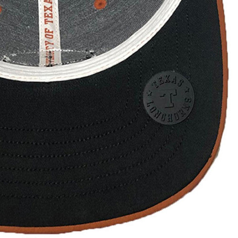Texas Longhorns Hat w/ Hooey Logo (Orange/Black)