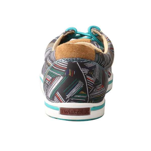 """Women's Hooey Loper"" Grey/Multi"