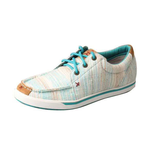 """Women's Hooey Loper"" Blue/Multi"