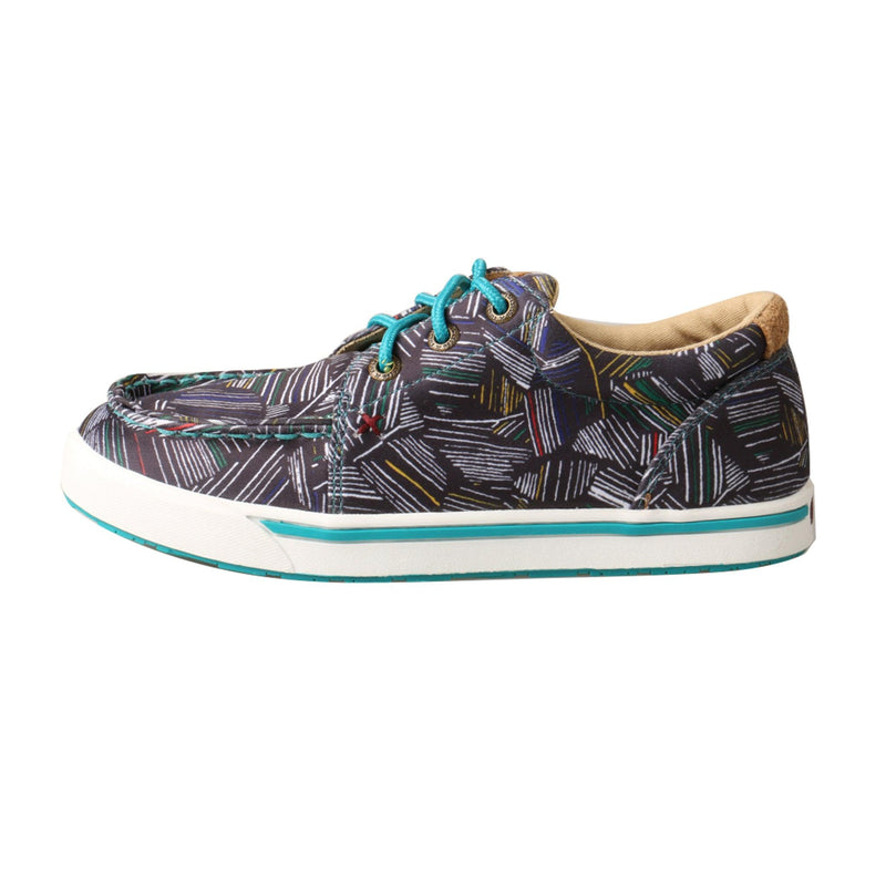 """Youth Hooey Loper"" Grey/Multi"