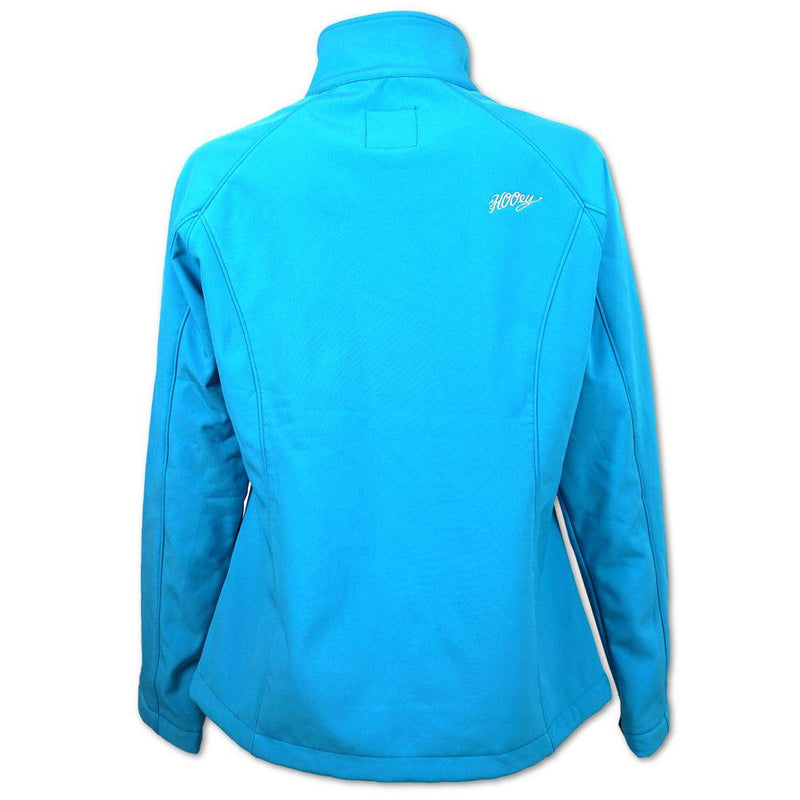 Softshell Jacket - Turquoise/Grey