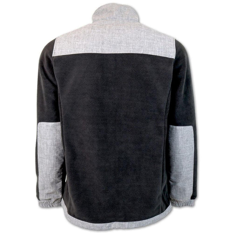 Fleece Jacket - Charcoal/Grey