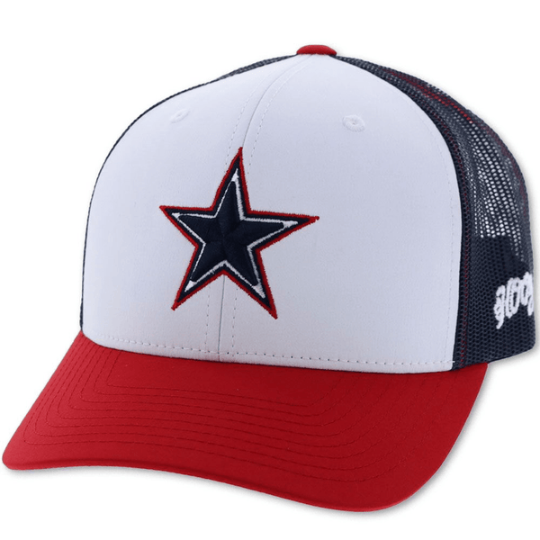 """Dallas Cowboys"" Red/White/Blue"