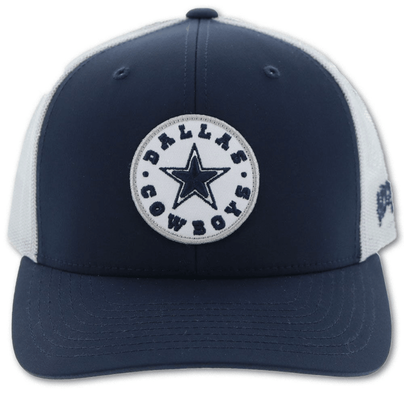"""Dallas Cowboys"" Navy/Grey"