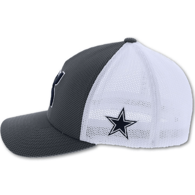 """Dallas Cowboys"" Grey/White"