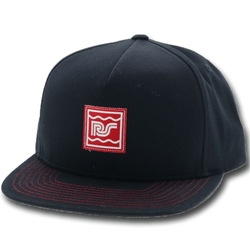 """Rocker Steiner"" Black/Red"