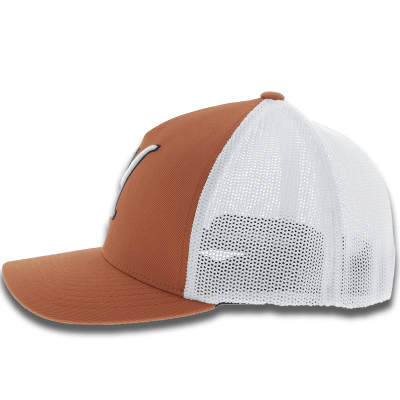 """SKIPPER"" Orange/White"