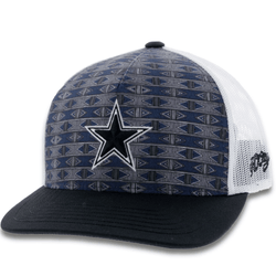 "YOUTH ""Dallas Cowboys""  Navy/Aztec"