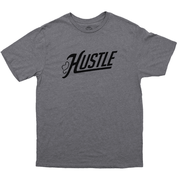 """Hustle"" Grey"