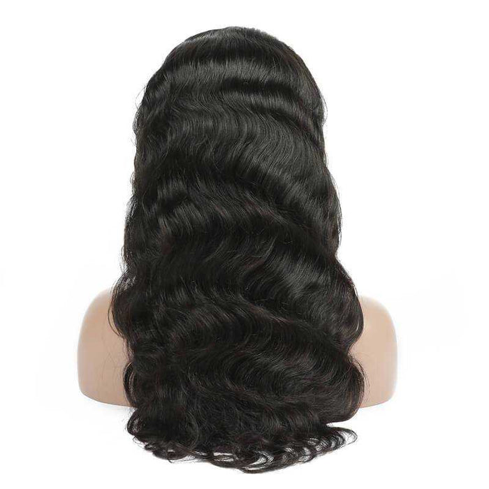 Virgin Hair Brazilian Body Wave Full Lace Wigs - Beautiful Inches