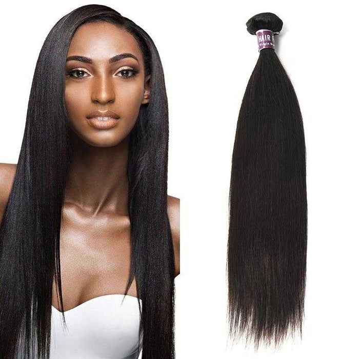 Malaysian Virgin Straight Natural Color - Beautiful Inches