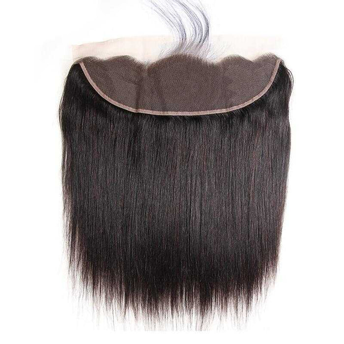 Virgin Malaysian Hair Straight Lace Frontal - Beautiful Inches