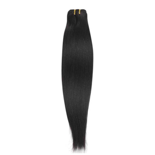 Brazilian Remy Straight Natural Black - Beautiful Inches