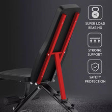 Load image into Gallery viewer, Adjustable Weight Bench Heavy Duty Foldable