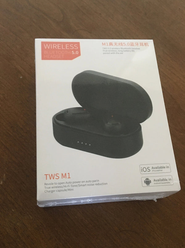 Mini Wireless Bluetooth Headphones