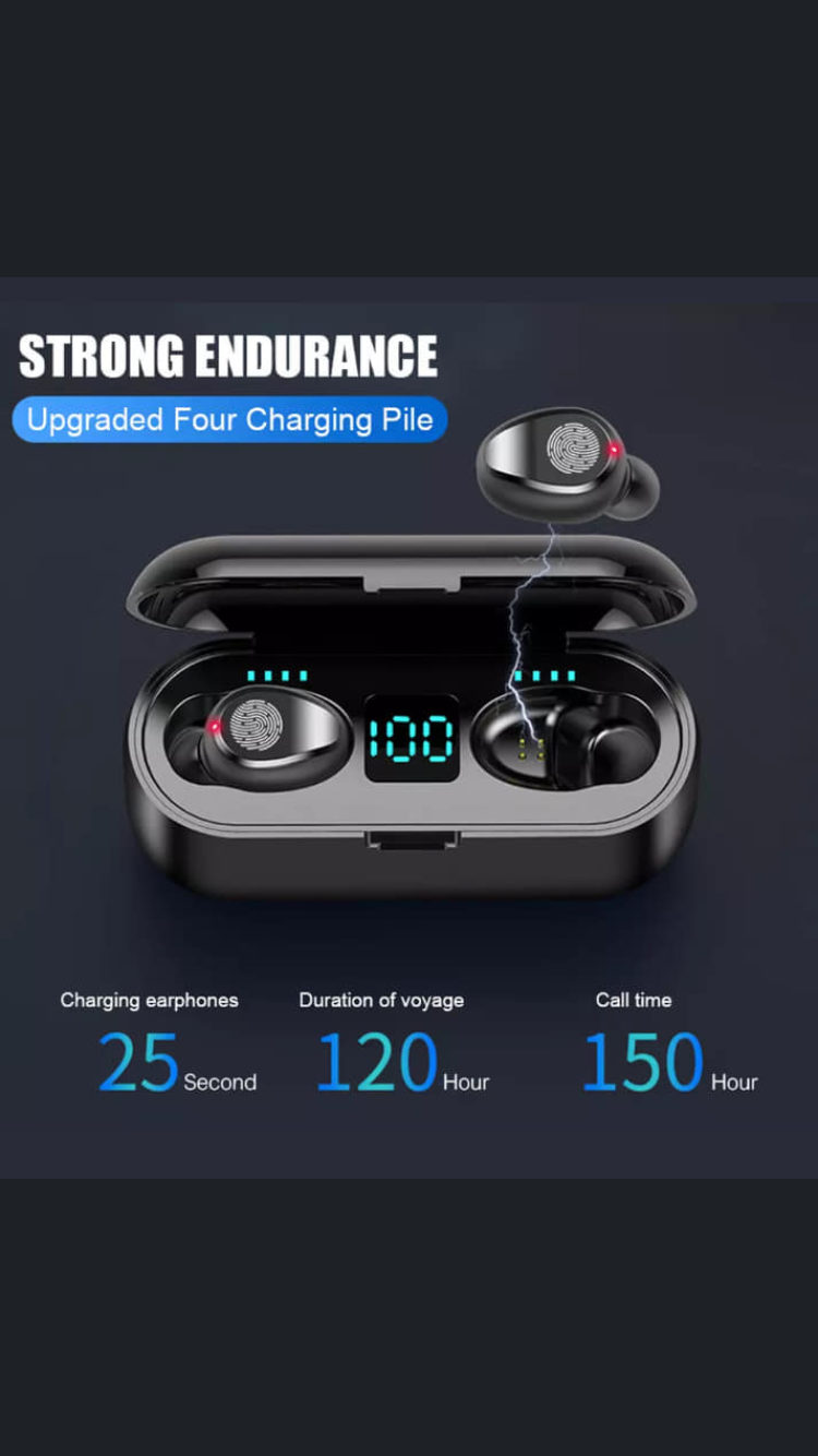 Waterproof Wireless-Phone Charging