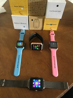 A1 Smartwatch Colors