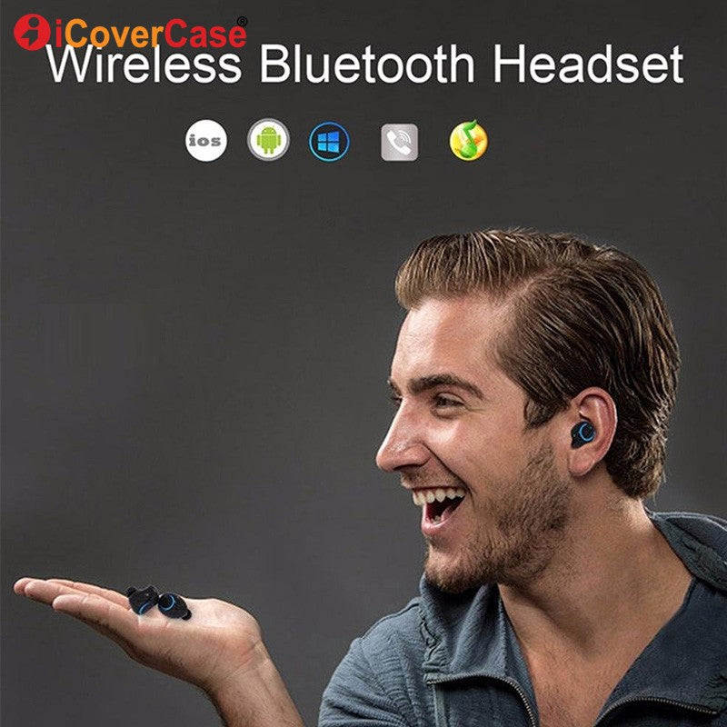 Wireless 5.0 Bluetooth Headphones