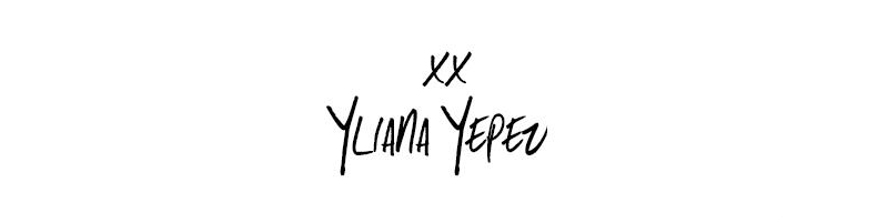 YLIANA YEPEZ Blog Signature