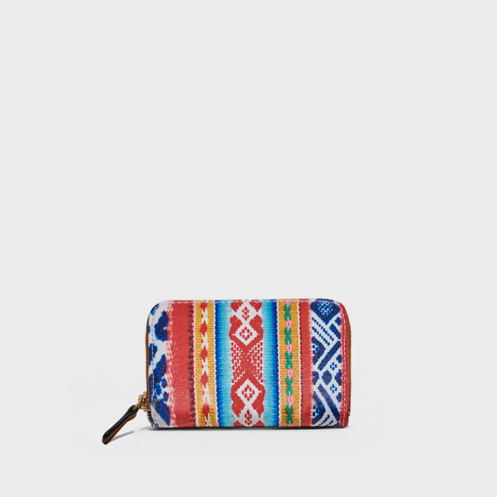 YLIANA YEPEZ Card holder cuzco