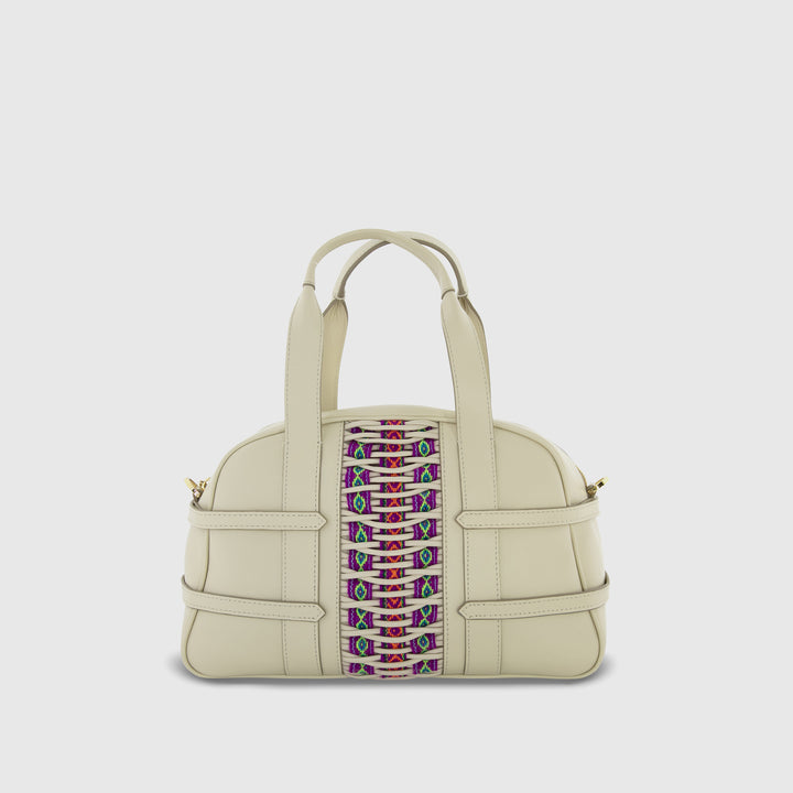 YLIANA YEPEZ Handbags Medium Francesca off white