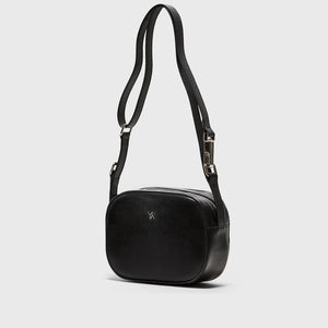 YLIANA YEPEZ handbags Isabella crossbody saffiano leather black weekend collection