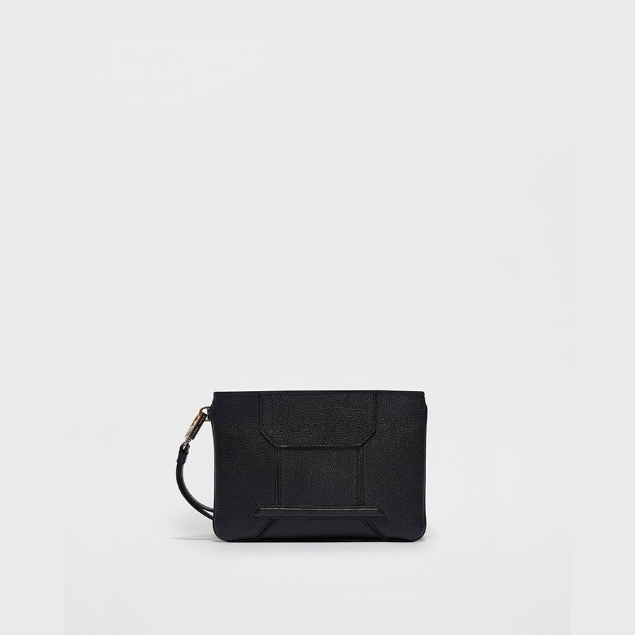 YLIANA YEPEZ handbags Mini Rio clutch black