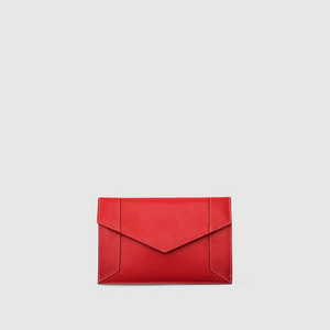 YLIANA YEPEZ Mini envelope clutch