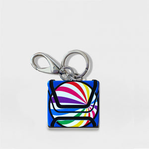 YLIANA YEPEZ Key chain Mini Giovanna beach ball