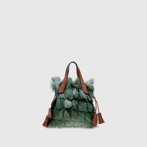 YLIANA YEPEZ Cuzco collection Maya mini satchel