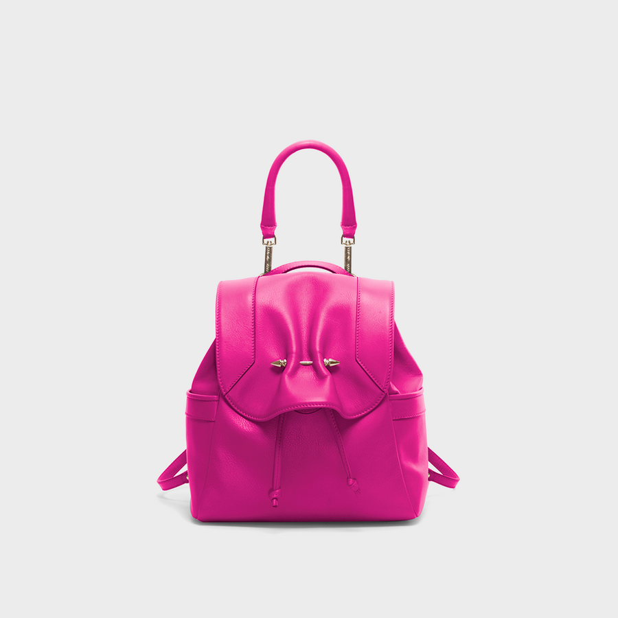 Mini Capri orchid backpack