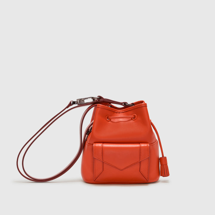 YLIANA YEPEZ Mini stella bucket bag