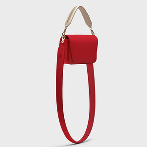 YLIANA YEPEZ handbags strap off white leather