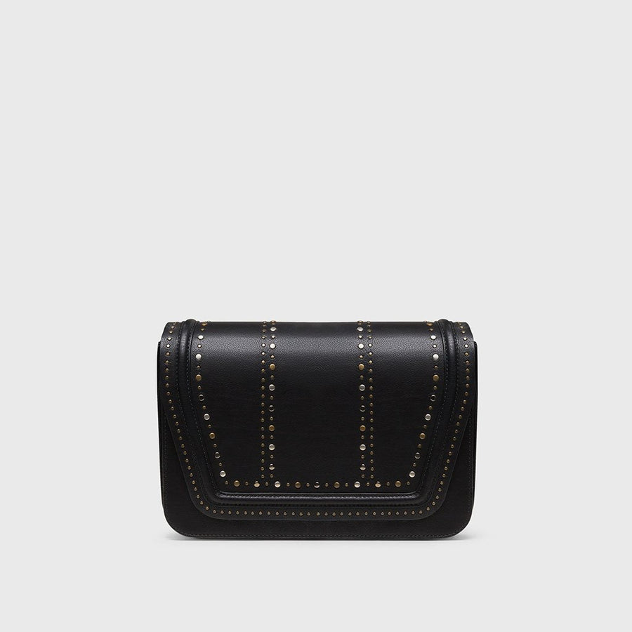 YLIANA YEPEZ bags Eugenia clutch black