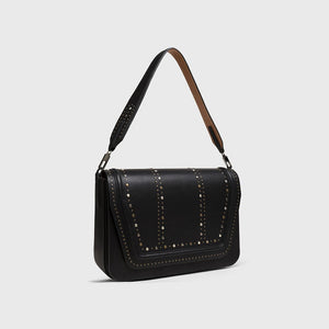 YLIANA YEPEZ bags Eugenia clutch black side