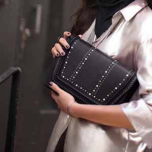 YLIANA YEPEZ bags Eugenia clutch black zoom