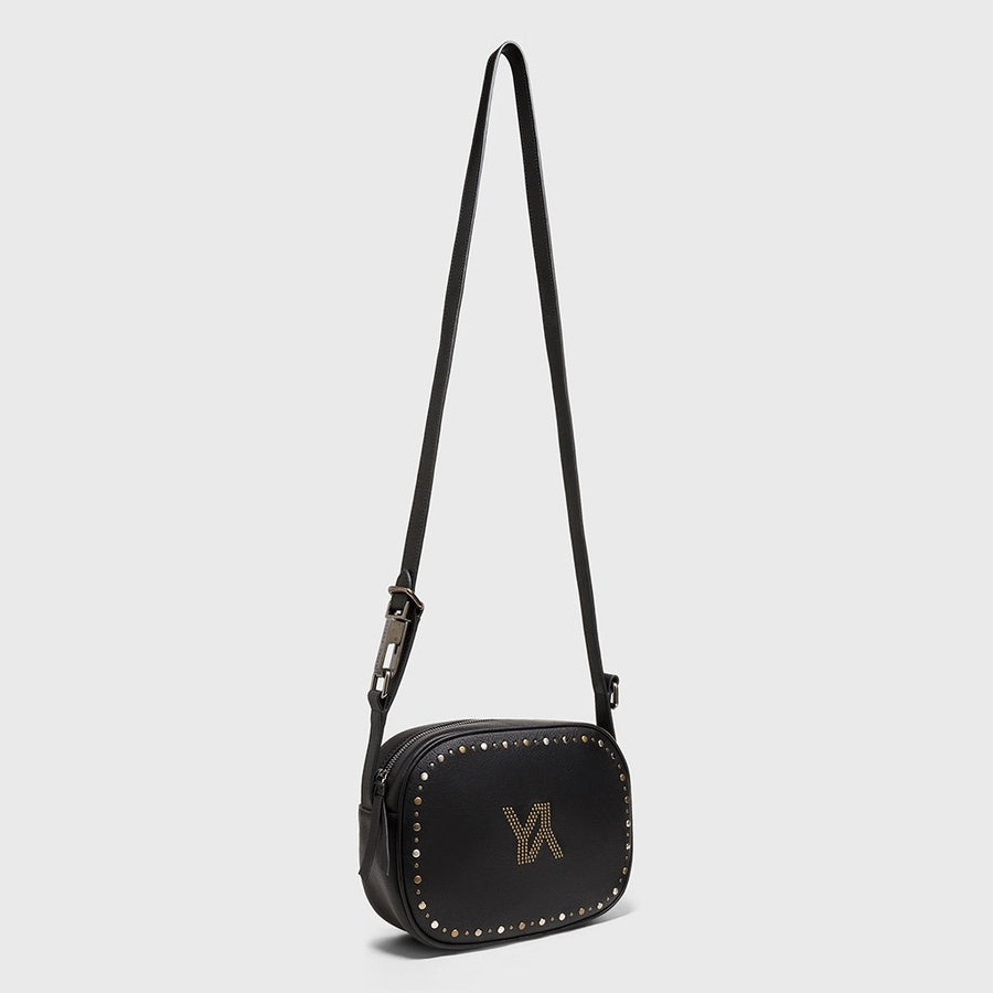 YLIANA YEPEZ bags Isabella crossbody black side