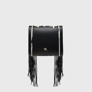 YLIANA YEPEZ bags Mini Giovanna clutch dream fringe back
