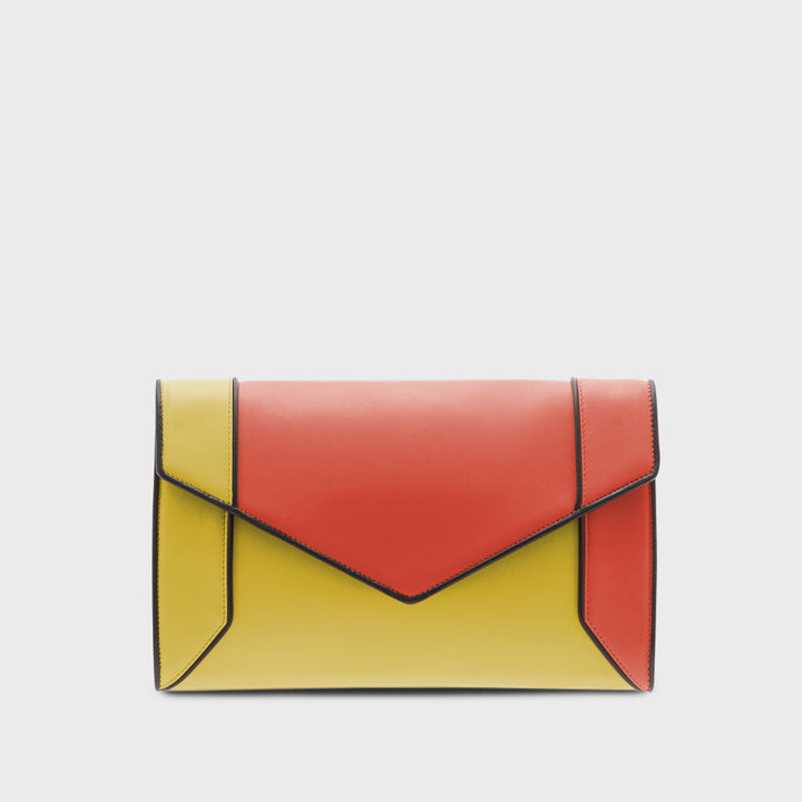 YLIANA YEPEZ handbags Scarlett leather clutch