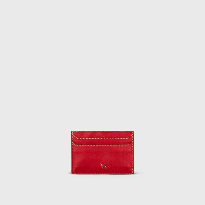 YLIANA YEPEZ handbags Card case coral small leather goods