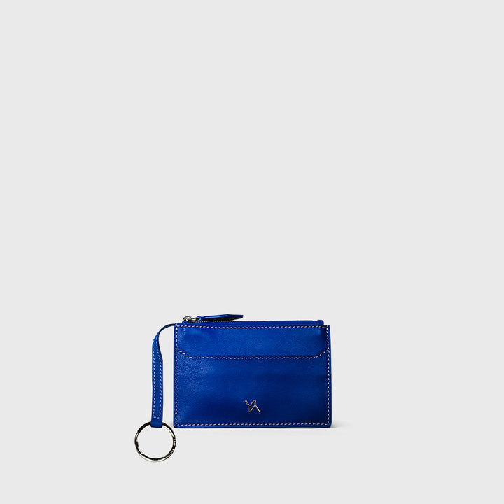 YLIANA YEPEZ handbags key ring denim small leather goods