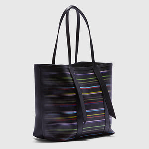 YLIANA YEPEZ handbags Kiara print leather tote impossible