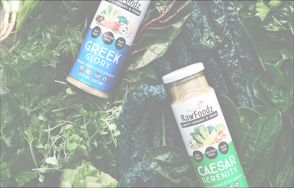 Organic Dressings & Marinades