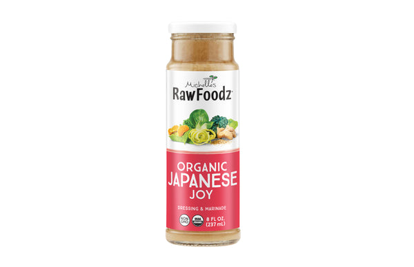 Organic Japanese Joy Dressing & Marinade