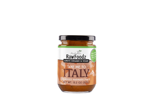Take Me To Italy Sun-Dried Marinara Sauce
