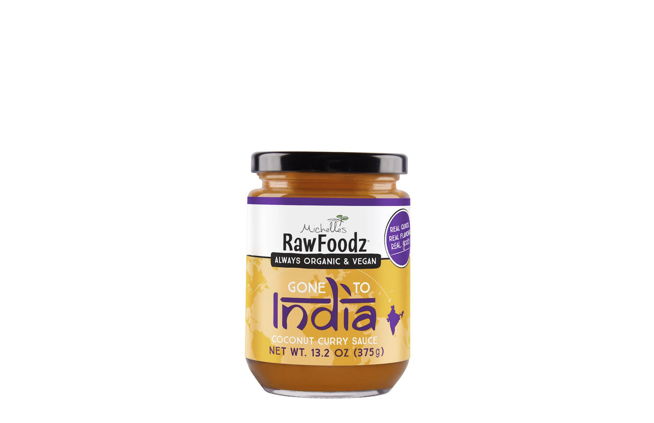 Gone To India Coconut Curry Sauce