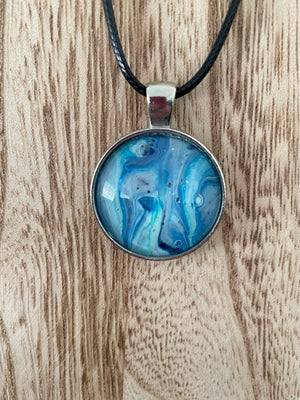 Necklace 12 - Ashley Lisl Art