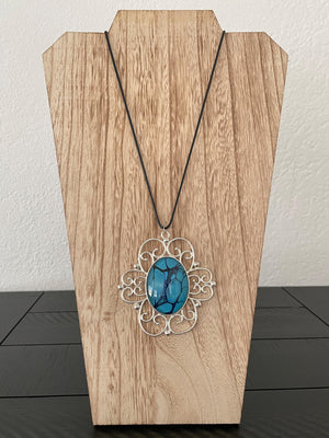 Necklace 16 - Ashley Lisl Art